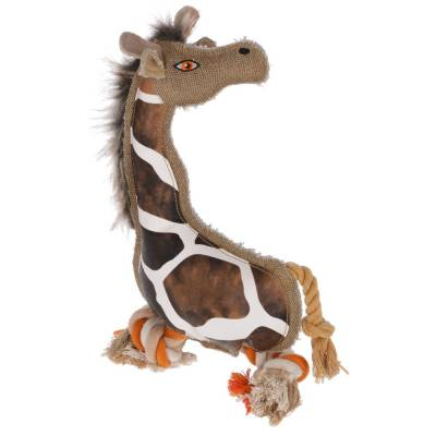 Hundespielzeug Giraffe Gina 29cm