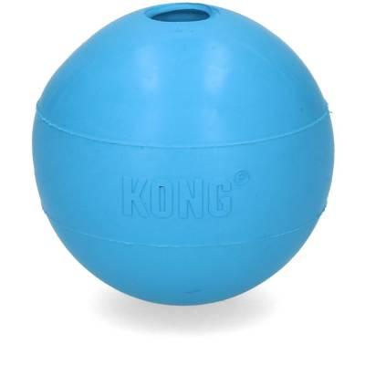 Hunde Spielzeug Ball Kong Puppy Kugel w Loch M L, Länge:120 mm,Breite:7 cm,Höhe:190 mm