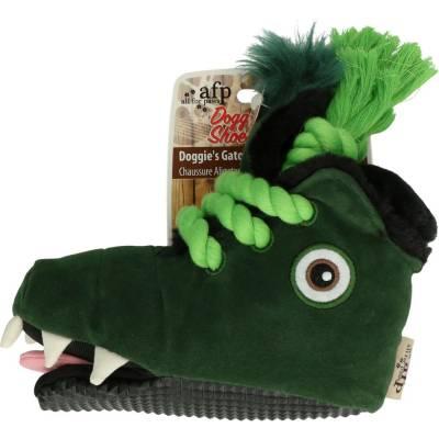 Hunde Pfotenschutz AFP Doggy's Aligator Schuhe, Maße:18x8x16 cm